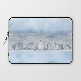 Thessaloniki seafront Laptop Sleeve