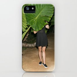 Facepalm iPhone Case