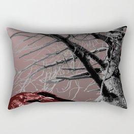 The Birds Rectangular Pillow