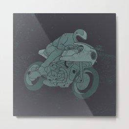 2P Metal Print