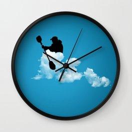 Adventure? Wall Clock