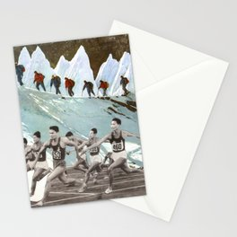 Slow and Steady Wins The Race Stationery Cards