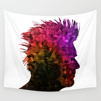 steam punk Wall Tapestries featuring punk by KrisLeov