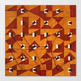 Magic Square #4 (With Sigil) Canvas Print
