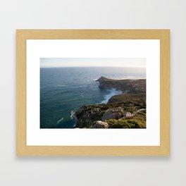 Cape Point Framed Art Print