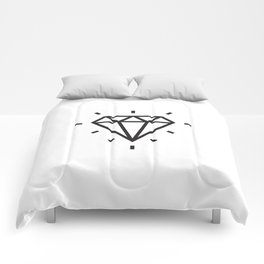 Diamond Tattoo Comforters