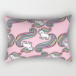 Cute Unicorn Rectangular Pillow