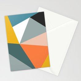Modern Geometric 33 Stationery Cards