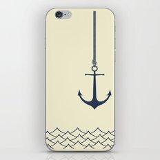 Anchors Away iPhone & iPod Skin
