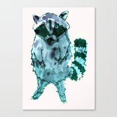 I Eat Cat Chow Canvas Print
