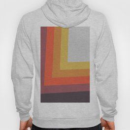 Retro Night Lights Color Palette Hoody