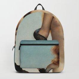 Evelyn De Morgan - Cadmus and Harmonia Backpack