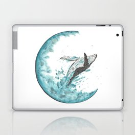 Sea Moonlight Laptop & iPad Skin