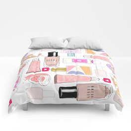 The Beauty Faves Comforters