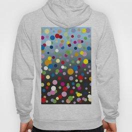 Multi-colored bubbles Hoody