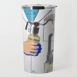 The Science of Capitalism Travel Mug