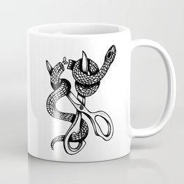 Snip or Die Coffee Mug