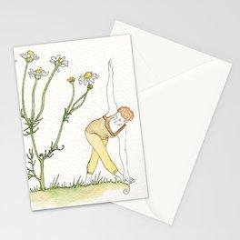 Chamomile Twist Stationery Cards