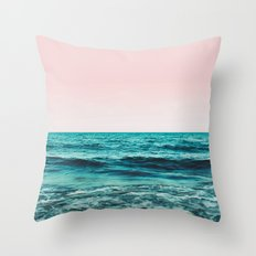 Ocean Love #society6 #oceanprints #buyart Throw Pillow