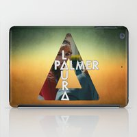 bastille iPad Cases featuring Bastille - Laura Palmer by Thafrayer