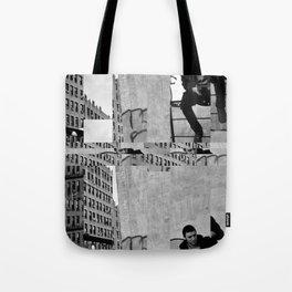Urban Plate Tote Bag