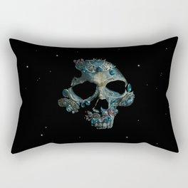 Holy Starman Skull Rectangular Pillow