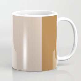 Contemporary Color Block X Coffee Mug