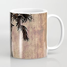 Florida Palm Coffee Mug