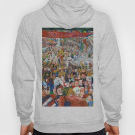 James Ensor Entry into Brussels Hoody