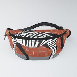 Camouflage colors Fanny Pack