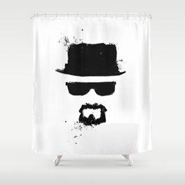 Heisenberg breaking Shower Curtain