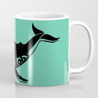 moby Mugs featuring Moby by muffa