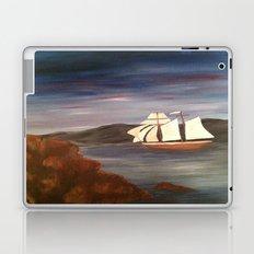 Sailing at Dusk Laptop & iPad Skin