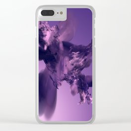 the final - birth of a galaxie Clear iPhone Case