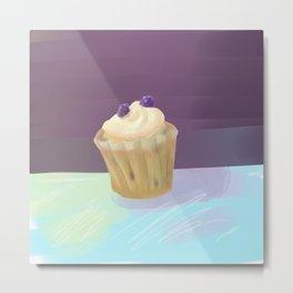 Cup'o'Cake Metal Print
