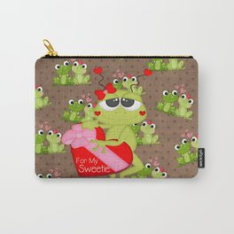 For My Sweetie Carry-All Pouch