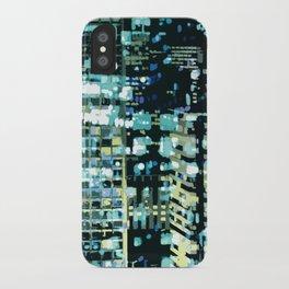 City Never Sleeps 1 iPhone Case