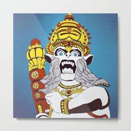 Monkayyy Metal Print
