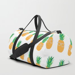Funky Pineapple Duffle Bag