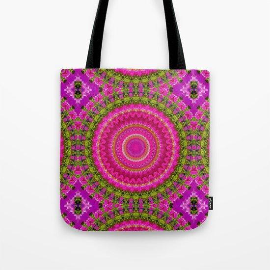 Kaleidoscope No. 5 Tote Bag