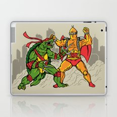 Teenage Mutant Gamera Ninja Laptop & iPad Skin