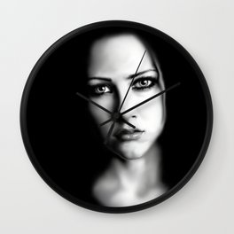 Avril Wall Clock