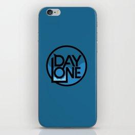 Dayone logo iPhone Skin