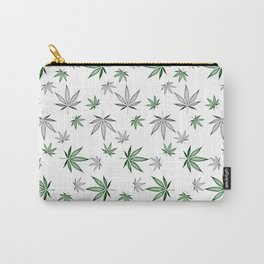Weed Illustrated Carry-All Pouch