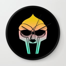 MF Doom Wall Clock
