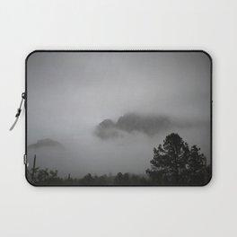 Into the Mist Laptop Sleeve