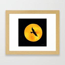 Harvest Moon 3 Framed Art Print