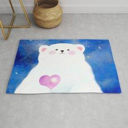 Little Love Bear Rug