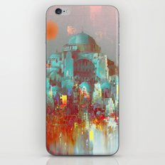 the saint-Sophie Basilica iPhone & iPod Skin