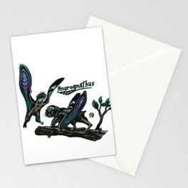 Anurognathus (Archosaurs Series 1) Stationery Cards